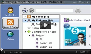 Thumbnail of the Learn SaySo: Bookshelf News and Radio video