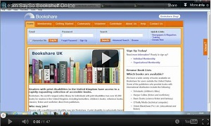 Thumbnail of the Learn SaySo: Bookshelf Online video