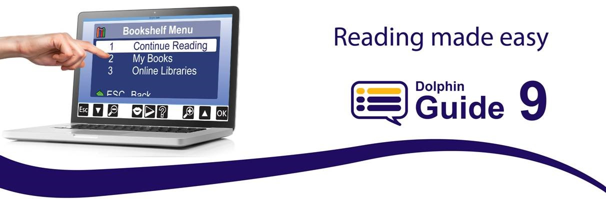 Dolphin Guide 9 Reading made easy