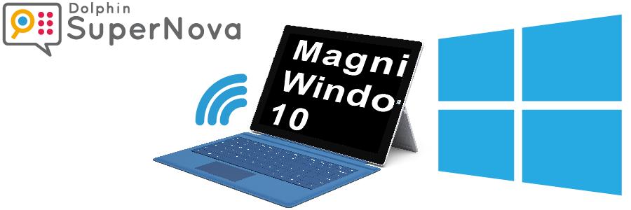 SuperNova: Magnifier, Magnifier & Speech, Magnifier & Screen Reader
