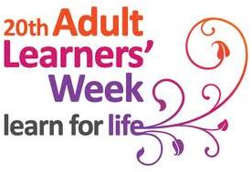 Adult Learners' Week logo