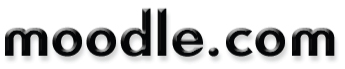 Image of the moodle.com logo